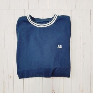 AEO Royal Blue Crewneck, NWOT